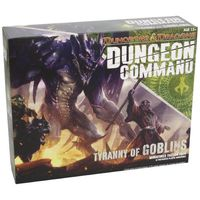 Dungeons and Dragons. Dungeon Command: Tyranny of Goblins