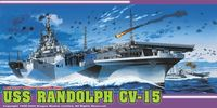 "Авианосец ""U.S.S. Randolph CV-15"" (масштаб: 1/700)"