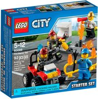 "LEGO City ""Пожарная охрана"""