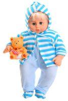 Кукла с мишкой