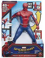 """Фигурка """"Человек-паук"""" (38 см; со световыми и звуковыми эффектами)"""