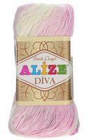 """Пряжа """"ALIZE. Diva Batik Design №3245"""" (100 г; 350 м)"""