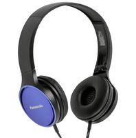 Наушники Panasonic RP-HF300GC-A (черно-синие)