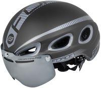 """Шлем велосипедный """"Hornet"""" (черный; р. M)"""