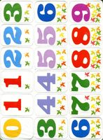"""Набор магнитов """"Арифметика на магнитах"""" (набор из 36 карточек)"""