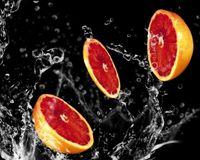 "Алмазная вышивка-мозаика ""Грейпфрут"" (400х500 мм)"