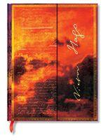 """Записная книжка Paperblanks """"Виктор Мари Гюго. Отверженные"""" в линейку (формат: 180*230 мм, ультра)"""