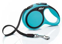 """Поводок-рулетка для собак """"New Comfort"""" (синий, размер XS, до 12 кг/3 м)"""