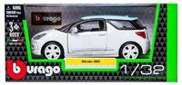 """Модель машины """"Bburago. Citroen DS3"""" (масштаб: 1/32)"""