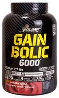 "Гейнер ""Gain Bolic 6000"" (3500 кг; клубника)"