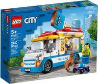 "LEGO City ""Грузовик мороженщика"""