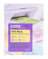 "Бумага цветная ""Pale Mix"" (А4; 100 листов; 80 г/м2)"