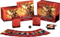 Magic the Gathering: Gatecrash. Fat Pack (английская версия)
