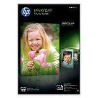 Глянцевая фотобумага HP (100 листов, 200 г/м2, 10 x 15 см)