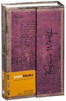 """Записная книжка Paperblanks """"Вирджиния Вульф. Своя комната"""" в линейку (А6)"""