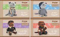 """Альбом для рисования """"Orange Toys"""" (А4; 24 листа)"""
