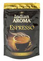 """Кофе растворимый с добавлением молотого """"Indian Aroma. Espresso"""" (75 г)"""