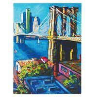 """Блокнот """"Бруклинский мост"""" (А6)"""