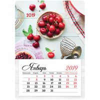 """Календарь на магните """"Сладкая черешня"""" (2019)"""