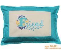 """Подушка """"Friend"""" (54x39 см; арт. 00-921)"""