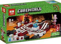 """Конструктор Minecraft """"Подземная железная дорога"""""""