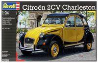 """Сборная модель """"Автомобиль Citroen 2CV Charleston"""" (масштаб: 1/24)"""