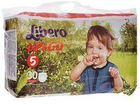 """Подгузники-трусики для детей Libero Up&Go """"Maxi Plus 5"""" (10-14 кг.; 30 шт)"""