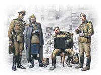 """Набор миниатюр """"Май 1945 г. """" (масштаб: 1/35)"""