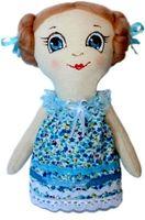 """Набор для шитья из ткани """"Кукла. Леночка"""""""