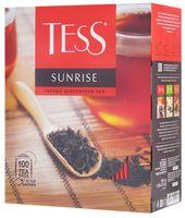 """Чай черный """"Tess. Sunrise"""" (100 пакетиков)"""