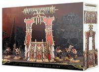 Warhammer Age of Sigmar. Blades of Khorne. Skull Altar (83-56)