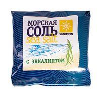 """Соль для ванн """"Морская природная с эвкалиптом"""" (1 кг)"""