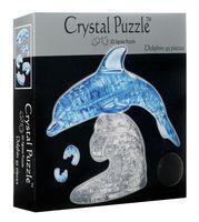 """Пазл-головоломка """"Crystal Puzzle. Дельфин"""" (95 элементов)"""