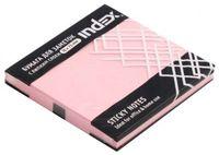 Бумага для заметок (светло-розовая; 76х75 мм)