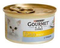 "Консервы для кошек ""Gold"" (85 г; тунец)"