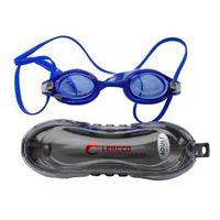 Очки для плавания (-4,0; синие)