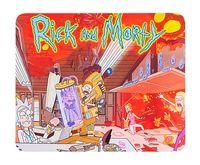 """Коврик для мыши большой """"Рик и морти"""""""