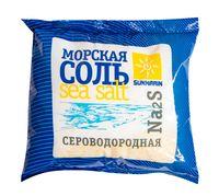 """Соль для ванн """"Морская природная сероводородная"""" (1 кг)"""