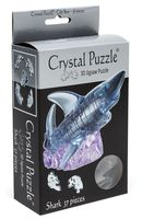 "Пазл-головоломка ""Crystal Puzzle. Акула"" (37 элементов)"