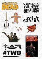 "Набор виниловых наклеек №597 ""The Walking Dead"""
