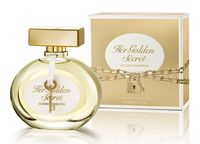 """Туалетная вода для женщин Antonio Banderas """"Her Golden Secret"""" (50 мл)"""
