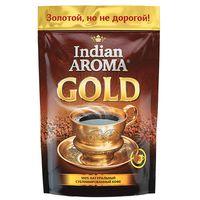 """Кофе растворимый """"Indian Aroma. Gold"""" (75 г)"""