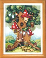 """Набор для вышивания """"Волшебный дуб"""""""