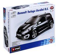 "Модель машины ""Bburago. Kit. Renault Twingo"" (масштаб: 1/24)"