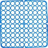 Коврик для раковины пластмассовый (275х275 мм)