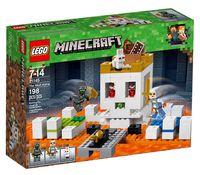 """LEGO Minecraft """"Арена-череп"""""""