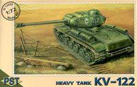 Тяжёлый танк КВ-122 (масштаб: 1/72)
