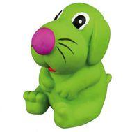 """Игрушка для собак с пищалкой """"Собака"""" (8 см)"""