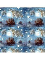 """Бумага упаковочная в рулоне """"Большая медведица"""" (арт. 41869)"""