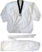 Кимоно для таэквондо WTF PTU-330 (р.6/190; белое)